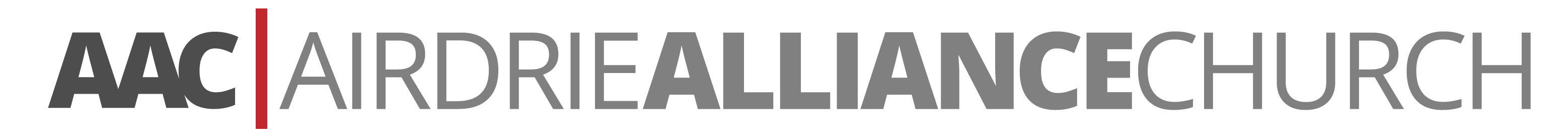 AIRDRIE ALLIANCE CHURCH Logo